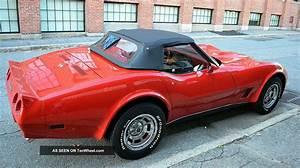 1980 Chevrolet Corvette Convertible