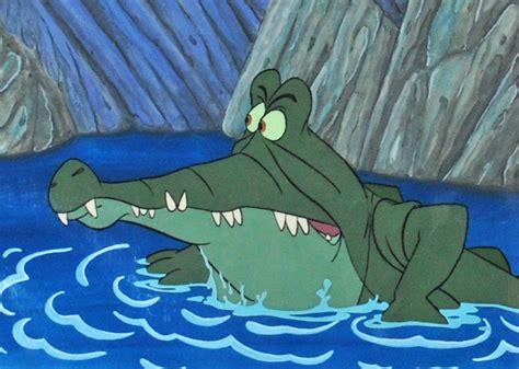 Disney Peter Pan Crocodile