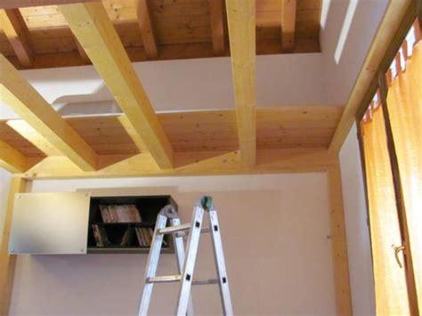 Come realizzare un soppalco in legno Questioni di