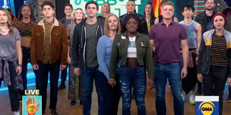 See the Cast of Jagged Little Pill Perform Alanis ...
