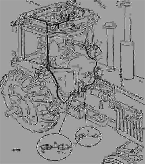4230 Deere Wiring Diagram by Deere 4430 Parts Diagram Rear End Downloaddescargar