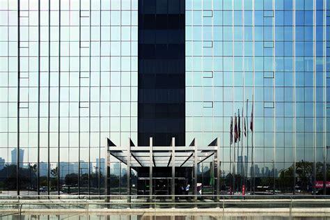 Sede Santander by Arquitectonica Sede Do Santander S 227 O Paulo Arcoweb