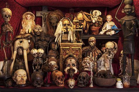 museum  creepy curiosities opens  london london