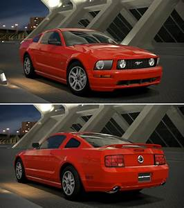 Ford Mustang GT '05 by GT6-Garage on DeviantArt
