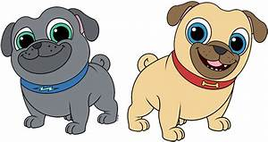 Disney Coloring Pages Puppy Dog Pals Rolly Bingy. Disney ...