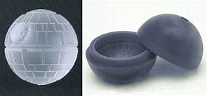 Star Wars Death Star Silicone Ice Cube Tray - The Green Head