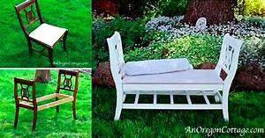 Fabriquer Un Banc D Interieur : fabriquer un banc l 39 aide de deux chaises des id es ~ Melissatoandfro.com Idées de Décoration