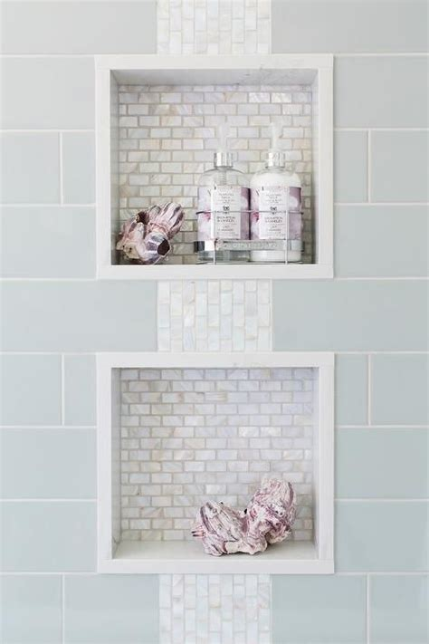 Glass Subway Tile Bathroom Ideas by 17 Best Images About Bath Ideas On Subway Tile