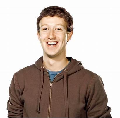Zuckerberg Mark Transparent Owner Founder Laughing Billionaire
