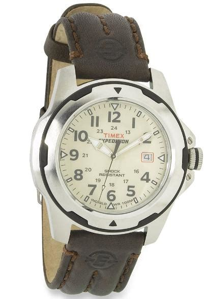 Expedition E6658m Brown timex expedition rugged metal field rei co op