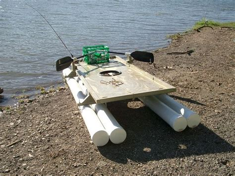 Homemade Aluminum Fishing Boat by Small Homemade Pontoon Boat Plans Cars Boats And Motor