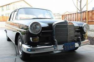 Buy Used 1966 Mercedes 200d W110 Heckflosse Fintail In San