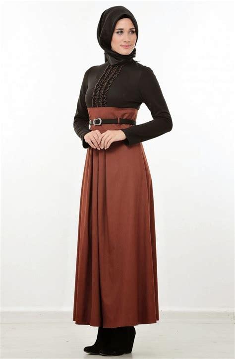 trend contoh baju muslim model
