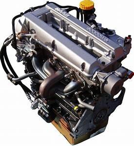 Complete 2 3 Turbo Engine For Saab 9 5