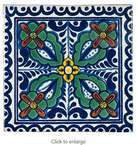 Talavera Tile Tucson Az by Talavera Ceramic Tile Pp2144 15 Tiles