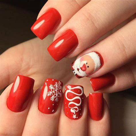 Va prezentam cele mai frumoase poze cu modele unghii cu gel 2020. 51 Festive Christmas Nail Art Ideas: Holiday Nail Designs (2021 Guide)