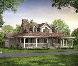 Genius One Story Southern House Plans by Architectural Designs