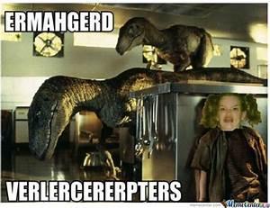 Classic Jurassic Park by hightech - Meme Center