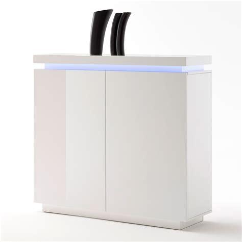 led beleuchtung schrank kommode odin 120x114x40 cm hochglanz wei 223 led beleuchtung schrank kaufen bei vbbv gmbh co kg