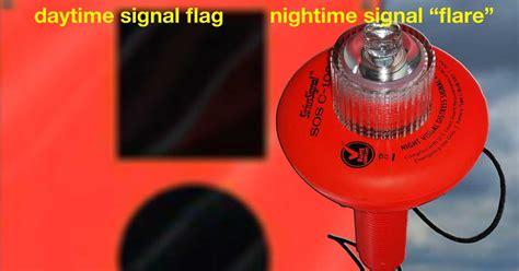 SOS LED Electronic Flare - Just Marine