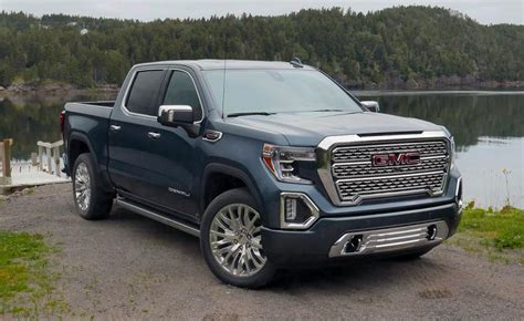 2019 Gmc Truck by Drive 2019 Gmc Denali Review Ny Daily News
