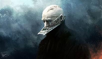 Vader Darth Wars Star Computer Artwork Darkness