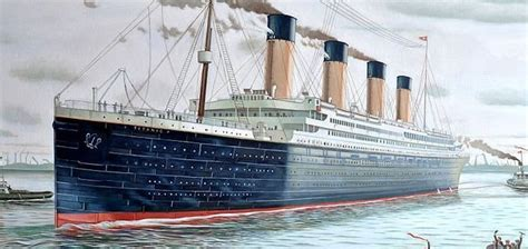 New Titanic Boat 2016 by Replica Titanic Ii Due To Set Sail In 2018 Unexplained