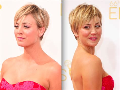 16 short and flattering cuts for a round face short