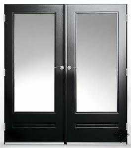 Black French Doors Exterior Photo 1 Hit Interiors
