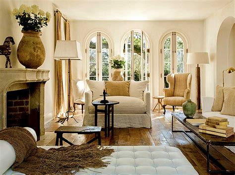 French Country Living Room Ideas With Fireplace Home