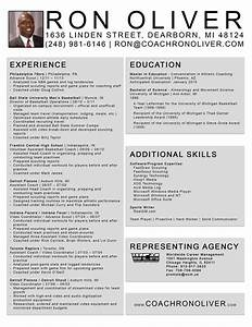 Basketball coach resume images frompo 1 for Professional basketball player resume template