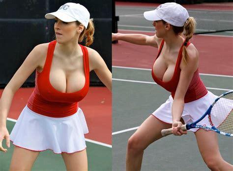 Female Tennis Players Oops