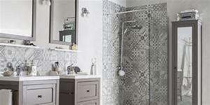 revetement mural vinyle salle de bain - rev tement mural salle de bains les diff rents types marie claire