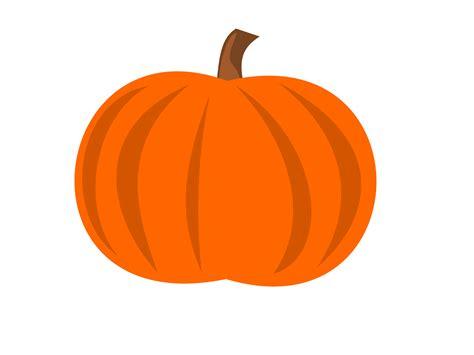 Clip Pumpkins Clipart Plain Pumpkin