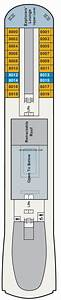 Viking Sky Deck Plans  Diagrams  Pictures  Video