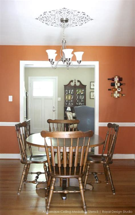 Home Designing Is Looking For Writers by How To Stencil A Professional Looking Ceiling Detail