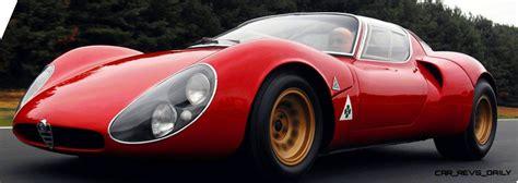 hero racecars   alfa romeo tipo  stradale