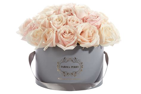Flower Box large grey flower box farima perry florals events