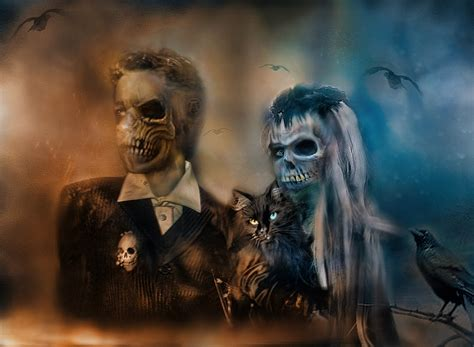 Day Of The Dead Wallpaper And Background  1290x946 Id