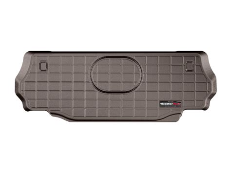 weathertech cargo mat weathertech cargo liner trunk mat for jeep wrangler 2015