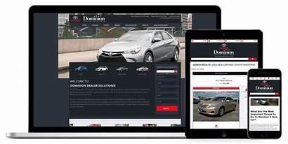 Websites Dealership Responsive Dealer Website Dominion Demo