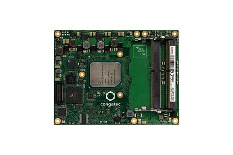 congatec conga-TS175/E3-1505LV6 COM Express type 6 Basic ...