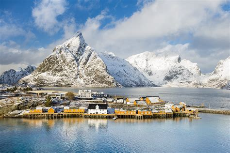 The Lofoten Islands Norway There But For The Grace Of