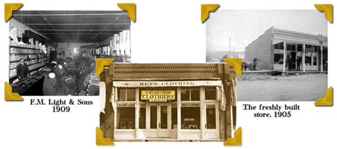 lighting stores colorado springs co history f m light sons