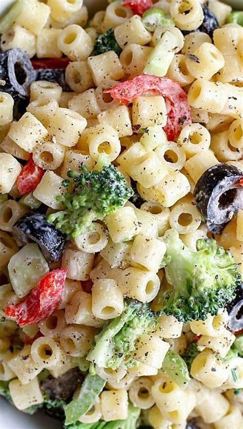 summer pasta salad recipe creole pasta salad