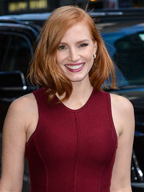actress like jessica chastain jessica chastain on gender equality in hollywood people