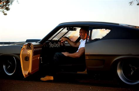 Vin Diesel Fast And Furious Car by Fast And Furious Doms Car Wallpapers Gallery