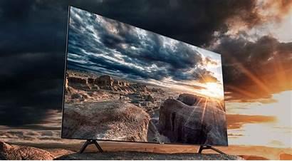 Resolution 8k Technology Samsung Tv Decoding Qled