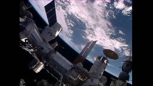 SpaceX Dragon Mated to Harmony | Space Station