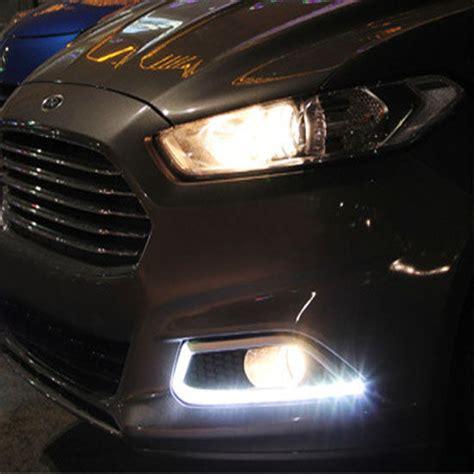 2014 ford fusion fog lights led daytime running lights drl led fog l with turn